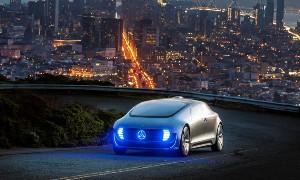 """新型传感器让无人驾驶拥有人一样的""""视力"""""""