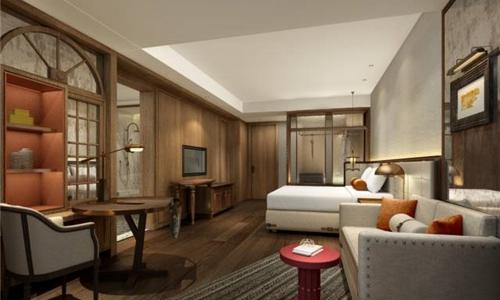 重庆五星级民国风情酒店沙磁公馆2018年开业