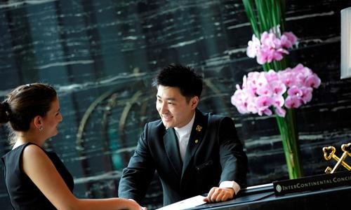 太原洲际酒店宣布8位高管任命