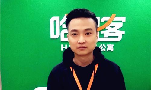 哈租客管家徐四海:责难不可怕 用心最重要