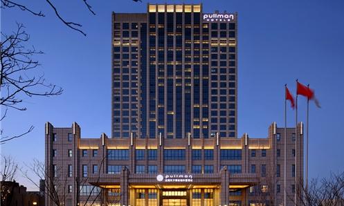 沈阳东方银座铂尔曼酒店于近日盛大开业