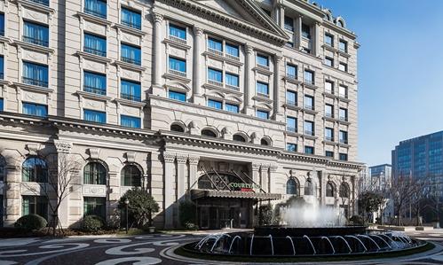 上海苏宁环球万怡酒店于12月29日正式开业