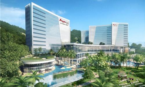 南平雅阁大酒店将于2018年2月28日开业
