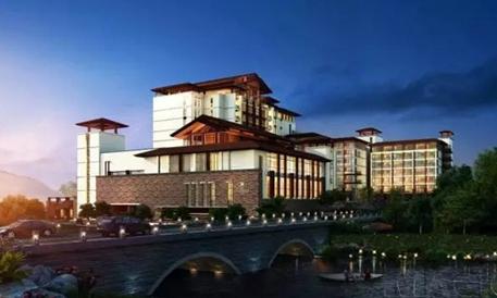 惠州龙门富力希尔顿度假酒店12月28日开业