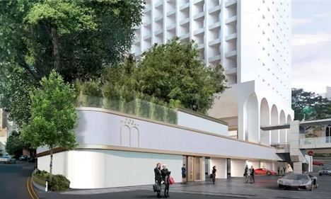 60年代的香港地标被改造成2018最值得期待的酒店之一