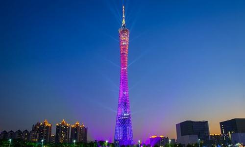 广州塔2017年预计营收超5.5亿元 净利润超1.21亿