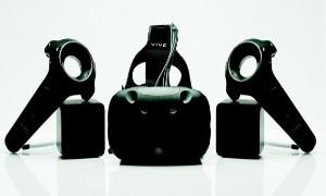HTC发布最新VR头显Vive Pro