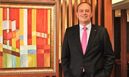 雅高任命菲利普为北京港澳中心瑞士酒店驻店经理