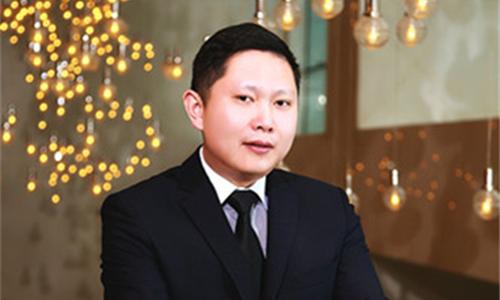 上海明捷万丽酒店任命胡晓亮为营运总监
