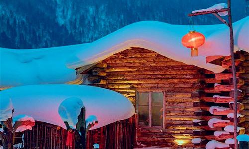 特写:一个雪乡人眼中的家乡故事