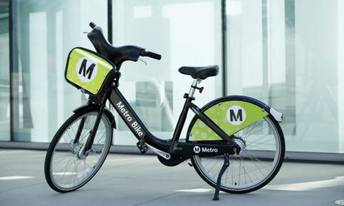 单车租赁初创公司Metro Bikes获红杉资本参投1000万美元融资