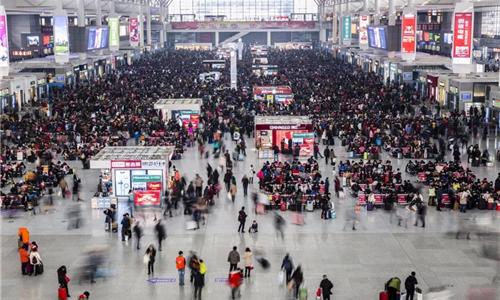 春节假日全国共接待游客3.86亿人次 实现旅游收入4750亿元