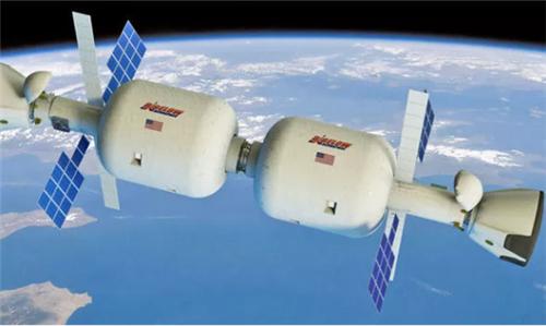 连锁酒店大亨盯上太空 将打造太空充气旅店