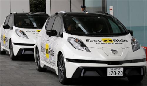 尼桑要跟Uber抢饭吃 拟下月公开实地测试打车服务