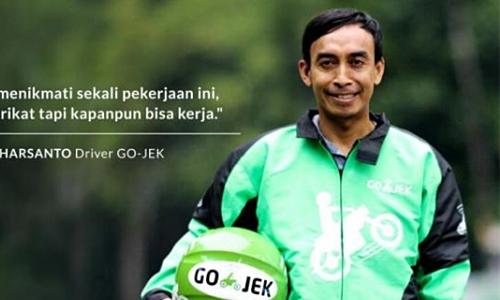 印尼拼车公司Go-Jek融资15亿美元 谷歌参投