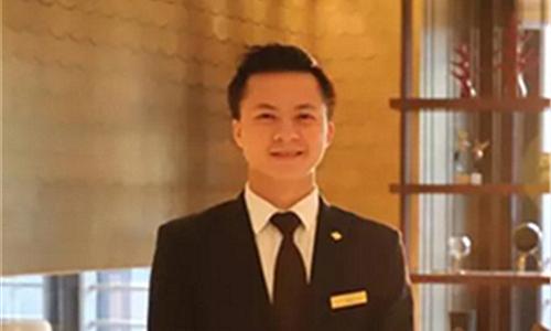 柳州天龙湾璞悦酒店任命李治桦为驻店总经理