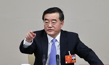 黑龙江省委书记张庆伟