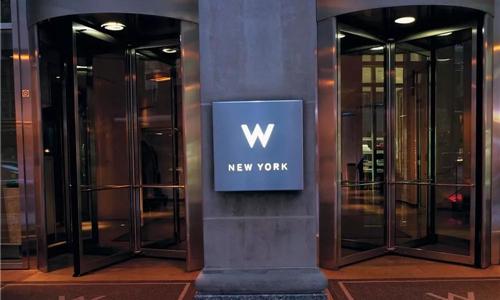 刚满20周年 开创潮牌历史的纽约W酒店居然要摘牌了!
