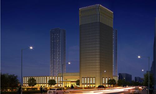 君澜酒店集团签约宇杰君澜大饭店项目