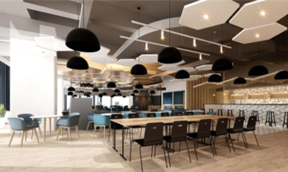 定义高品质联合办公 氪空间拿下陆家嘴超甲级写字楼物业