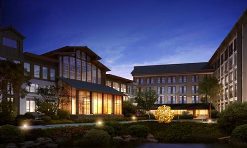 凯莱酒店集团新签腾冲启迪·凯莱逸郡酒店项目