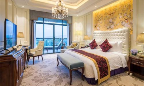 南昌恒大酒店2018年内对外试业
