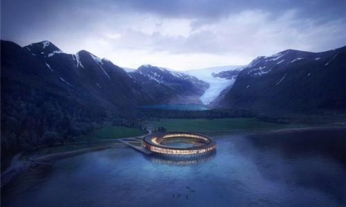 世界首座正能源酒店预计2021年开业