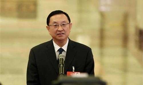 雒树刚被李克强总理提名为文化和旅游部部长