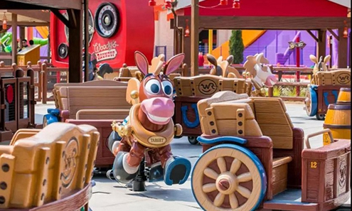 剧透!上海迪士尼第7个主题园区4月26日开放