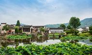 黄山碧桂园凤凰酒店:千年呈坎古镇,浓缩的徽州文化