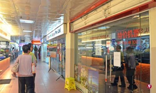 过去5年 新加坡有680家旅行社都倒闭了