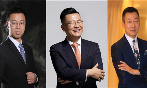 丽柏乐集团宣布3位高管任命
