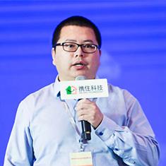 杭州云牧科技有限公司CEO  张晓峰