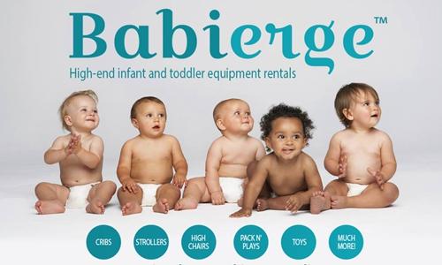 旅行婴用品租赁平台Babierge获130万美元融资