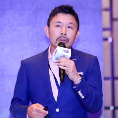 WE+酷窝创始人兼CEO 刘彦燊