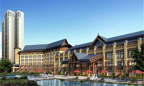 崀山君澜度假酒店预计2021年开业