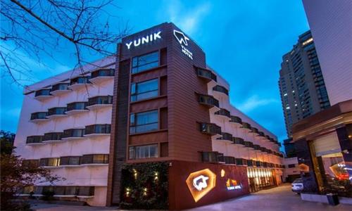 首旅如家旗下的首家YUNIK HOTEL5月4日开业