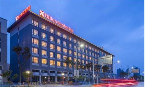 启东希尔顿花园酒店5月7日正式开业