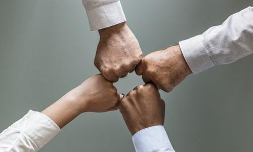 从合作、团队作业与协作谈组织的优化