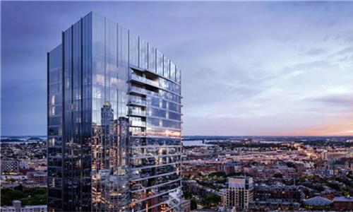 北美第一家莱佛士酒店和精品公寓预计2021年开业