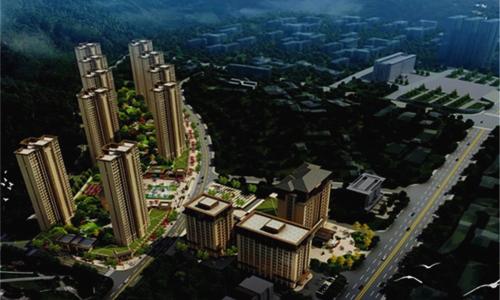 恩施今典君澜大酒店预计2020年5月开门迎客