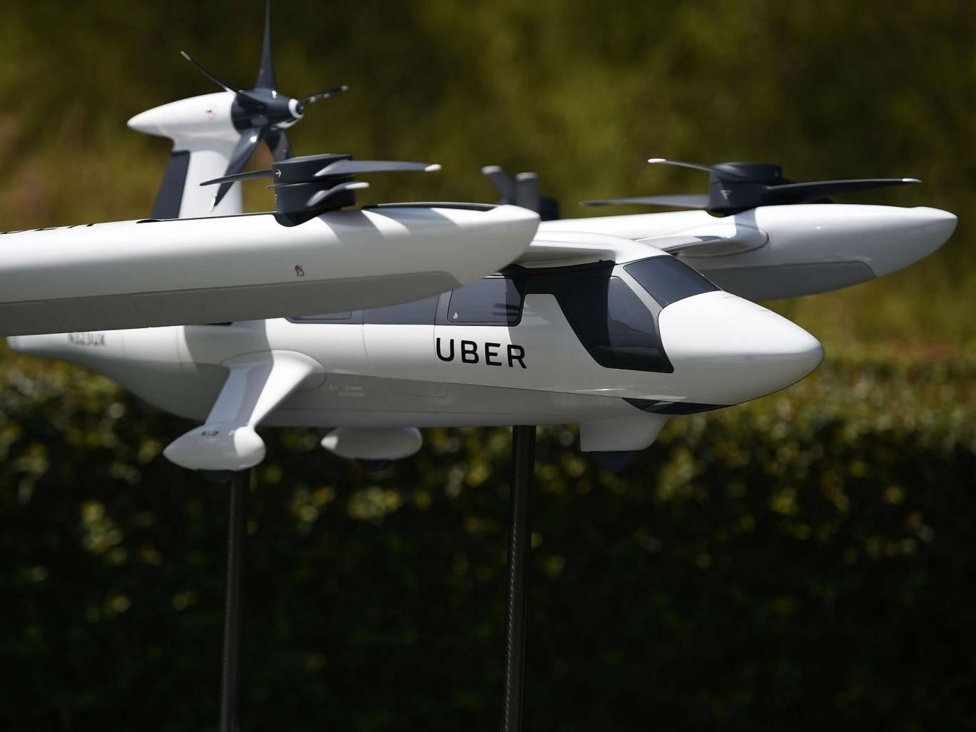 """Uber与美军联手,""""空中飞车""""或成为现实"""